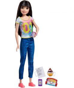 Papusa Barbie Skipper Babysitter Casual