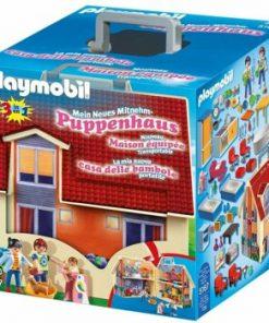 Playmobil Doll's House, Casa mobila de papusi