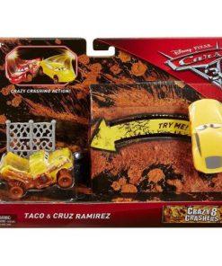 Set masinute Taco si Cruz Ramirez - Disney Cars 3