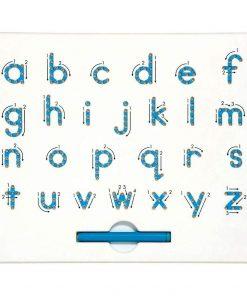 Tabla magnetica Magpad Litere Mici