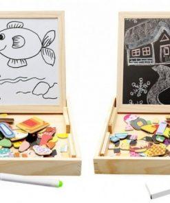 Tooky Toy Tabla Magnetica Ferma