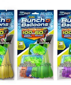 Baloane cu apa 'Bunch O Balloons - Rapid Fill' Pink