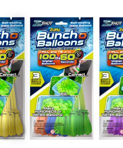 Baloane cu apa 'Bunch O Balloons - Rapid Fill' Blue