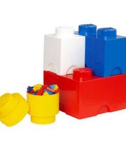 Set 4 cutii depozitare LEGO® Multi-Pack