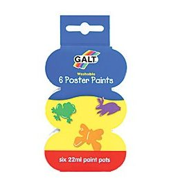 Acuarele lavabile Galt - Poster Paints