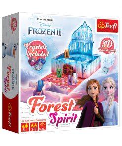 Joc de societate Trefl Disney Frozen 2, Forest Spirit