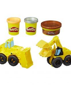 Set Play-Doh Roti 'Excavator'