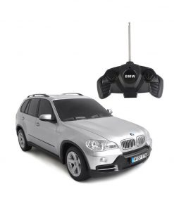 Masina cu telecomanda Rastar BMW X5, 1:18, Gri