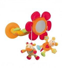 Carusel muzical floare brevi soft toys