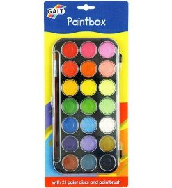 Acuarele Galt / Paintbox