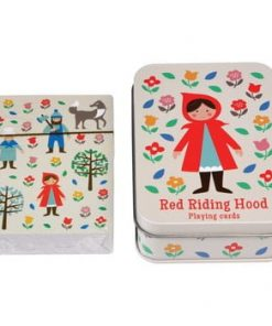 Cărți de joc Rex London Red Riding Hood