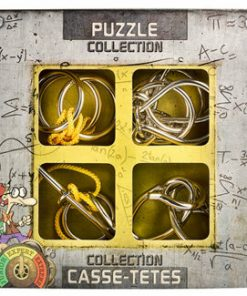 3D Expert Metal Puzzles Collection