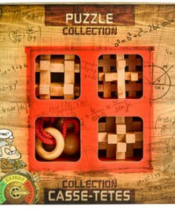 3D Extreme Wooden Puzzles Collection