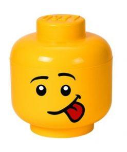 Cutie depozitare LEGO® Silly L, galben
