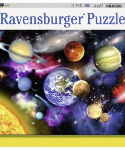 Puzzle Sistemul Solar, 300 piese