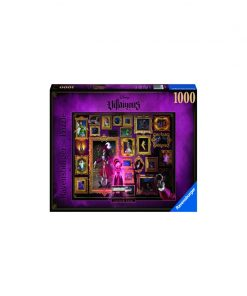PUZZLE CAPITANUL HOOK, 1000 PIESE