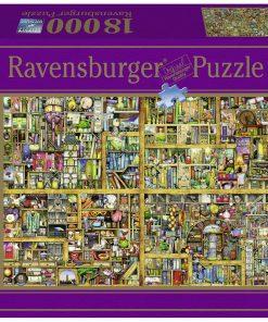 Puzzle Biblioteca, 18000 piese
