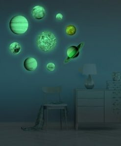 Set autocolante Ambiance Solar System