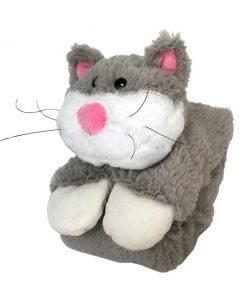 Jucarie Cat Grey