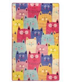 Covor Cats Multi 140x190 cm