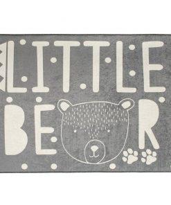 Covor Little Bear Grey 100x160 cm