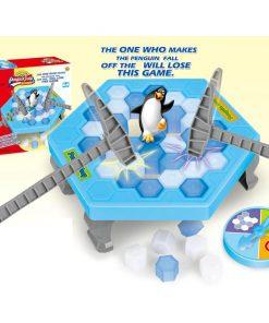 Joc de indemanare Save The Penguin
