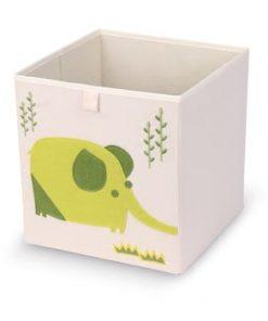Cutie pentru depozitare Domopak Elephant,27x27cm