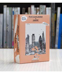 500 piese de puzzle Sunset Sunrise London