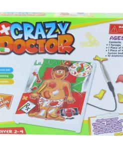 Joc de indemanare Crazy Doctor