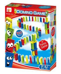 Joc de indemanare Domino Block