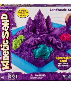 Set nisip Kinetic Sand Mov 454g