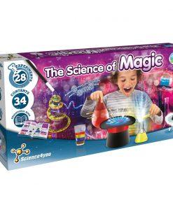 Joc educativ Science4you, stiinta magiei
