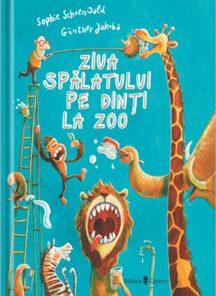 Ziua spalatului pe dinti la zoo/Sophie Schoenwald, Gunther Jacobs