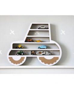 Raft în formă de tractor UnlimitedDesign For Children