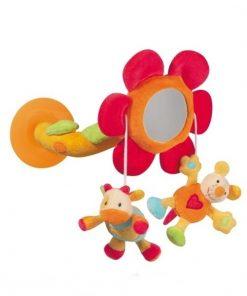 Carusel Muzical Floare - Brevi Soft Toys
