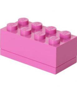 Cutie depozitare LEGO® Mini Box, roz