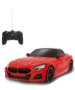 Masina cu telecomanda Rastar BMW Z4 Roadster, RC, 1:24, Rosu