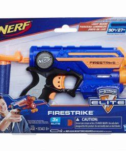 Blaster nerf elite firestrike