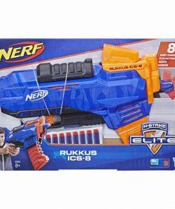 Blaster nerf rukkus ics 8