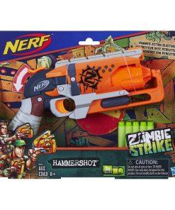 Blaster nerf zombie hammershot
