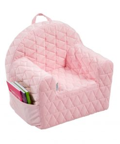 Albero Mio Velvet Kids fotoliu bebelusi - V101 Pink