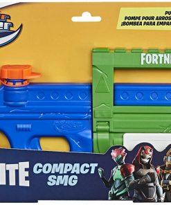 Nerf compact fornite smg l blaster pentru apa