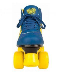 Role Rookie Retro V2 albastru cu galben 35.5