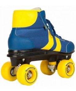 Role Rookie Retro V2 albastru cu galben 39.5