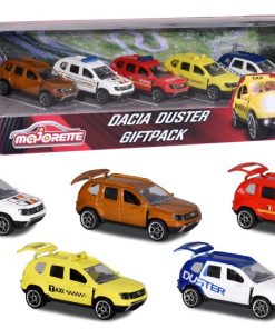 Set 5 machete metalice dacia duster