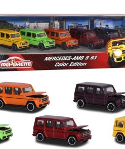 Set 5 masinute mercedes amg g63