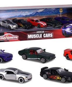 Set 5 masinute muscle car