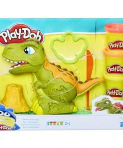 Set play doh uneltele lui dino