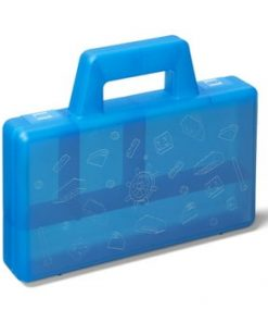 Cutie depozitare LEGO® To Go, albastru