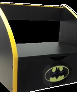 Bancuta pentru copii Batman cu lada depozitare